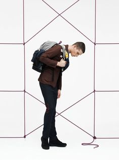 eastpak woodwood ss13 campaign