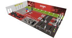 Gym Design Experts - Origin Fitness