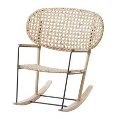 This ain't your grandma's rocking chair.Ikea Grönadal Rocking Chair, $249, available at Ikea. #refinery29 http://www.refinery29.com/2016/08/119532/ikea-catalog-2017#slide-8