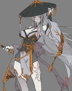 Assassin Elemental Bundle by MadiBlitz on DeviantArt Female Character Design, Character Concept, Character Art, Concept Art, Art Anime Fille, Anime Art Girl, Fantasy Characters, Anime Characters, Cool Animes