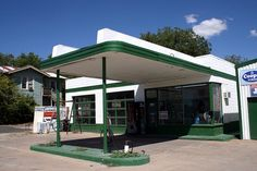 texaco service station | Flickr - Photo Sharing!