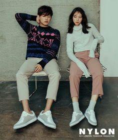 Eric Nam & model
