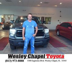 #HappyBirthday to Charles from Christopher Joseph at Wesley Chapel Toyota!  https://deliverymaxx.com/DealerReviews.aspx?DealerCode=NHPF  #HappyBirthday #WesleyChapelToyota