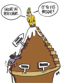 Vive la parité Homme-Femme !