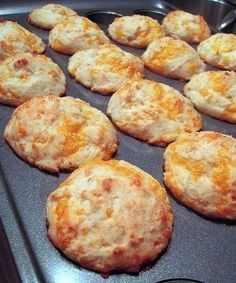 Better than Red Lobster Cheesy Biscuits