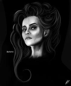 Bellatrix Lestrange by LucasValencio Mehr