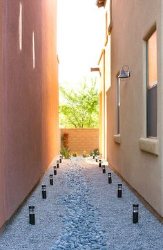 DIY Pathway Lighting Ideas for garden and yard decor entrance area outside. DIY Pathway Lighting Ideas for garden and yard decor entrance area outside DI …, Pathway Lighting, Outdoor Lighting, Lighting Ideas, Exterior Lighting, Landscape Drainage, Backyard Drainage, Low Maintenance Backyard, Drainage Solutions, Backyard Makeover