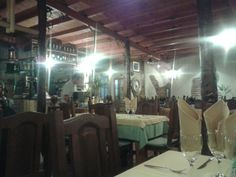 Restaurante Alfonsina in Capilla del Monte, Córdoba: Es mi lugar de trabajo muy agradable,tenemos comidas típicas locro,empanadas y para merendar mate campero con par casero. It is the place where I work, very enjoyable, we have traditional foods, locro (stew), empanadas (turnovers), and country-style mate with homemade bread to snack. Find more best places to watch the World Cup in Argentina: http://pin.it/TG9JpcY