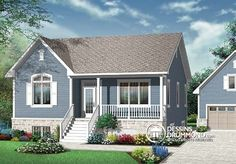 Future va homestead on pinterest small country homes for Affordable country house plans
