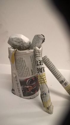 Compositie kranten