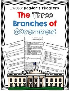 Homework help three branches of government