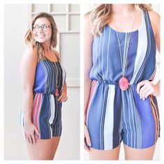 We are in love with this romper! Come shop all our new arrivals tomorrow 11-7pm