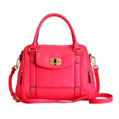 Satchel Handbag with Removable Cross Strap, Merona, $40