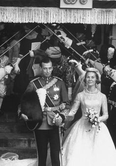 On June 8, 1961, Prince Edward, the Duke of Kent married Katharine Worsley, who would later become HRH, The Duchess of Kent in York Minister, York.