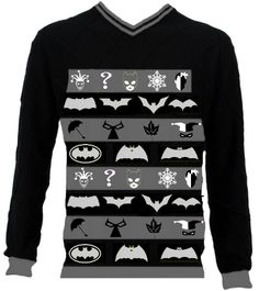 batman ugly christmas sweater - Google Search