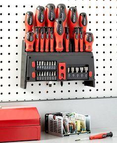 Precision Screwdriver Set Repair Tool 39-Pc Magnetic Tips Hex Nut Driver Bits #PrecisionScrewdriverSet