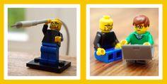 Lego-Fans aufgepasst. Das deutsche Startup-Unternehmen FamousBrick aus Lindau am Bodensee hat sich zur Aufgabe gesetzt Berühmtheiten wie Bill Gates und Steve Jobs als Lego-Figuren zu erstellen und...