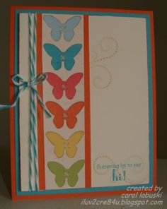 yet another dotty card
