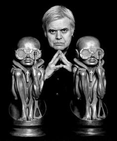 RIP Mister Hans Ruedi Giger, thank you for your amazing work which has inspired the whole universe of one of my favorite movie, Alien
