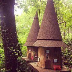 Parco Il Giocabosco, gnomi e fate, in provincia di Brescia, insegnano ai bambini ad amare la natura