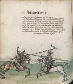 Title: Goliath (MS Germ.Quart.2020), Page: Folio 168v, Date: 1510-1520