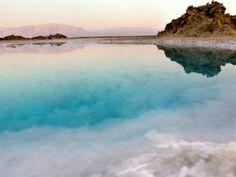 The Dead Sea - Judean Desert, Israel. #JetsetterCurator ✔