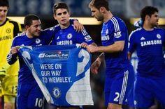 El Chelsea se plantea jugar en Wembley mientras remodela Stamford Bridge