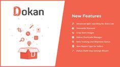 Dokan Pro v2.6.5  The Complete Multivendor e-Commerce Solution for WordPress  Blogger Template