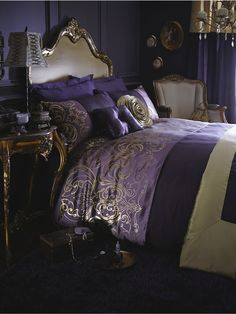 Laurence Llewelyn-Bowen Amorous Duvet Cover and Pillowcase Set   Very.co.uk