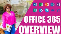 Microsoft Office 365 Tutorial|Overview for Beginners | Difference Betwee... Office 365, Microsoft Office, Good To Know