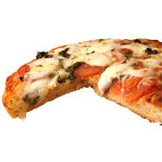 Authentic Foods - Deep Dish Pizza Crust Recipe