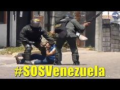 CENAS DA GUERRA CIVIL NA VENEZUELA (censuradas no Brasil) 2 - YouTube