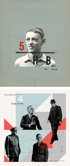 New Collage Work by Cristiana Couceiro