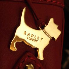 I absolutely LOVE Radley purses!   They give Coach a run for their money.