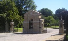 Lake View Cemetery - Cleveland Ohio: Lake View Cemetery - Main Gate