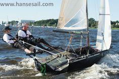Sailing Matchrace at Hanse Sail Rostock