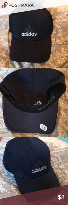 Adidas hat Black adidas hat adidas Accessories Hats