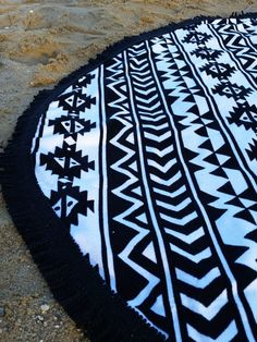 Home Vintage Mandala Printed Tassels Round Beach Towel Carpet Outdoor Picnic Mat Fashion To Reduce Body Weight And Prolong Life