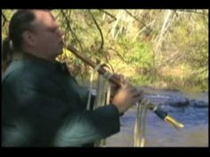Native American Flute - Northern Plains Courting Song on the Rivanna River