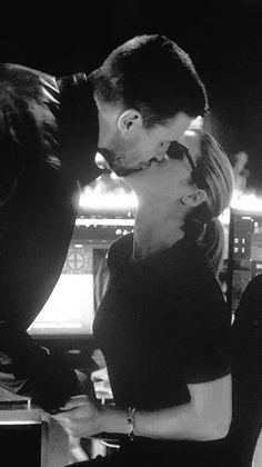 Arrow - Oliver & Felicity #Season4 #Olicity <3