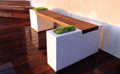 CHENG Concrete Exchange - Drawings: Park Avenue Planter