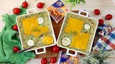 Cartofi gratinați cu șuncă și mozzarella - rețeta video • Bucatar Maniac • Blog culinar cu retete Dessert Bars, Sangria, Gnocchi, Ketchup, Tiramisu, Vegan, Desserts, Blog, Appetizers