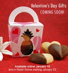 Honolulu Cookie Company cookies!!