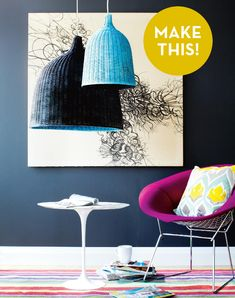 Ikea hack- I would love to do this in white and gold or black and gold!
