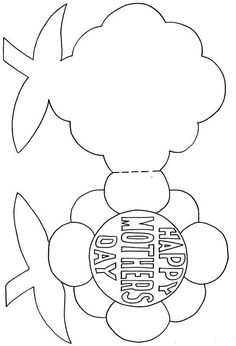 Mother Day Coloring Card - Mother Day Coloring Card , Free Printable Mothers Day Coloring Pages for Kids Mothers Day Card Template, Mothers Day Cards, Happy Mothers Day, Sunday School Kids, Sunday School Crafts, Mothers Day Crafts For Kids, Fathers Day Crafts, Mothers Day Coloring Sheets, Mother's Day Projects