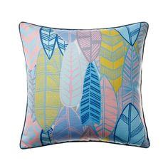 Mercer + Reid Dream Catcher Cushion Feathers, cushion, cushions