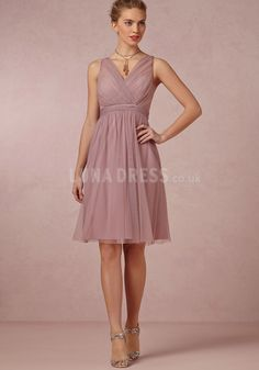 http://www.lunadress.co.uk/v-neck-a-line-natural-waist-tulle-knee-length-bridesmaid-gown-with-bowknot-g14779.html