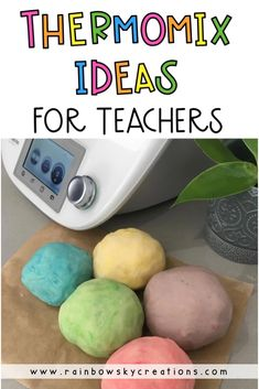 Time Saving Thermomix Ideas for Teachers Pumpkin Scones, Pumpkin Soup, Raspberry Bread, Pear Bread, Brown Rice Salad, Honey Toast, Red Chicken, Finding Treasure, Homemade Paint
