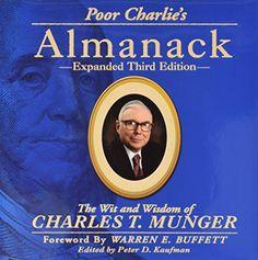 Poor Charlie's Almanack: The Wit and Wisdom of Charles T.... https://www.amazon.com/dp/1578645018/ref=cm_sw_r_pi_dp_x_6tnxzb0290G1G