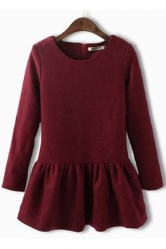 Cute casual round neck ballgown short dresses of Stock Pretty Outfits, Fall Outfits, Cute Outfits, Christmas Outfits, Passion For Fashion, Dress To Impress, Autumn Winter Fashion, Jennifer Lopez, Style Me